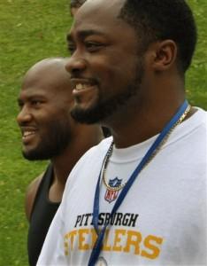 Steelers Camp Football
