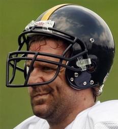APTOPIX Steelers Camp Football