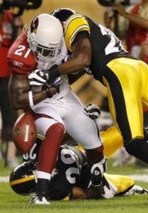 Cardinals Steelers Football