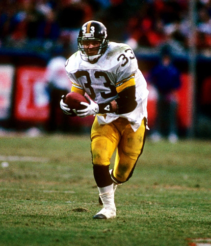 Chat with Former Steeler and Current ESPN Broadcaster ...