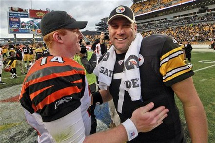 Video: Daily Fantasy Picks Roethlisberger Over Dalton in Week 14