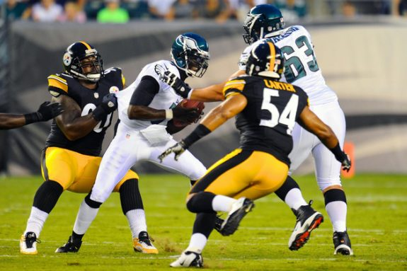 2012 NFL Week Five Preview — Philadelphia at Pittsburgh