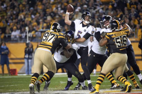 Steelers Gab 2012 Week 13 NFL Preview – Pittsbugh at Baltimore