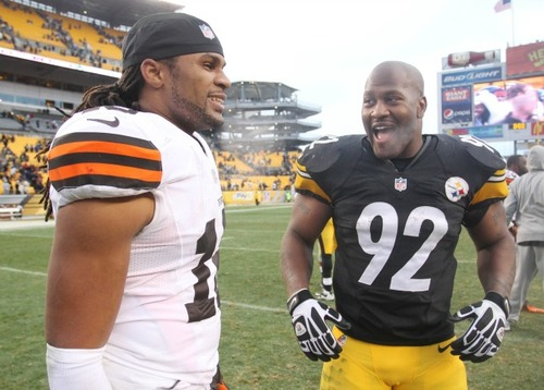 Reliving The Top 5 Moments In James Harrison's Steelers Career
