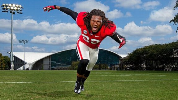 Will Jarvis Jones Outshine Fellow Rookie Barkevious Mingo In 2013?