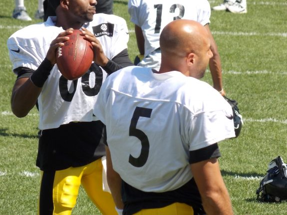 Steelers Release QB Bruce Gradkowski From Injured Reserve