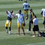 Bruce Gradkowski and Ben Roethlisberger
