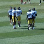 Steelers Wide Outs