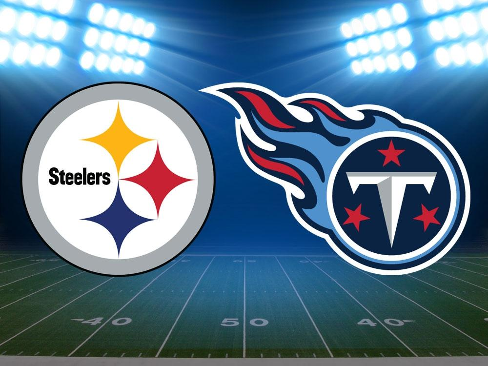 Steelers vs Titans