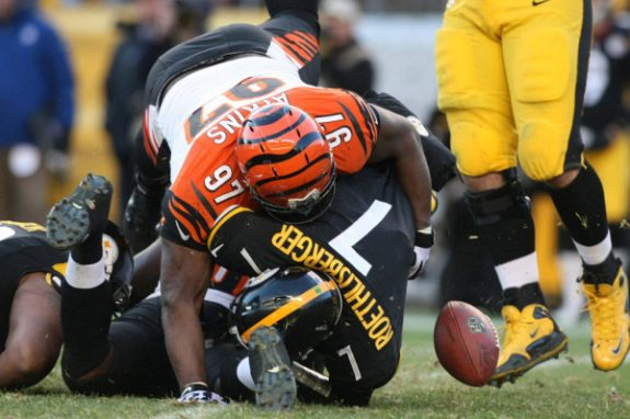 NFL: Cincinnati Bengals at Pittsburgh Steelers
