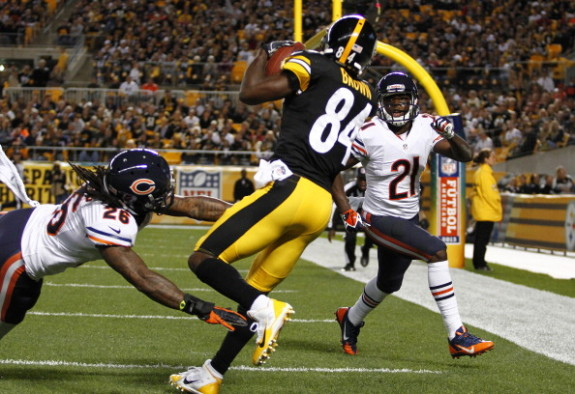 Chicago Bears v Pittsbugh Steelers