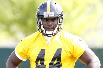 NFL: Pittsburgh Steelers-Rookie Minicamp