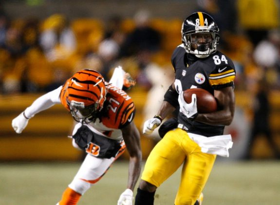 Early Lead, Inspired Defense Lead Steelers To 30-20 Win Over Bengals