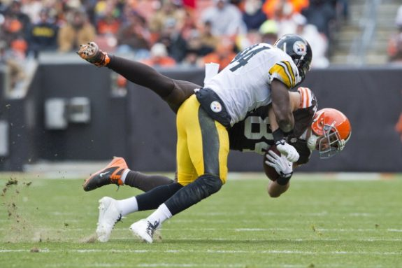 Steelers Gab 2013 Week 17 NFL Preview – Cleveland At Pittsburgh