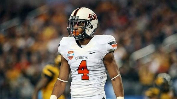 The Steelers will meet with CB Justin Gilbert Sunday night