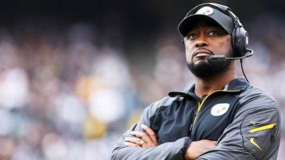 Mike+Tomlin+Steelers+Head+Coach