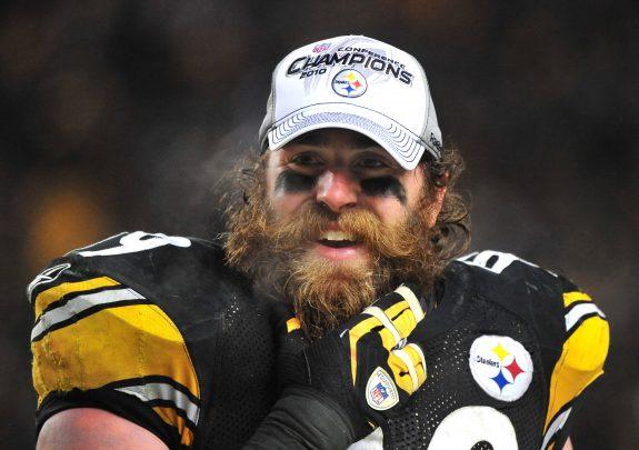 Steelers' Brett Keisel