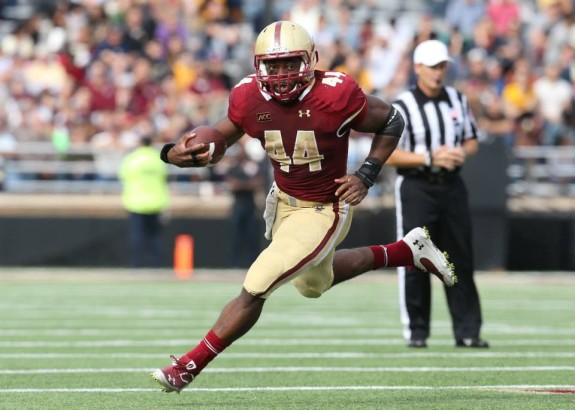 Boston College RB Andre Williams