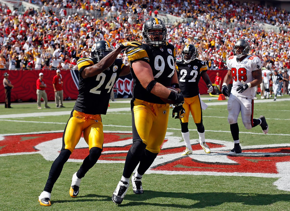 Keisel Coming Back to The Steelers