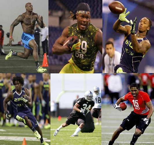 Pittsburgh+Steelers+2014+Fastest+Players