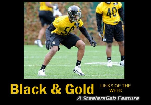 Black and Gold Links of the Week: Steelers continue signing draft picks and recent news