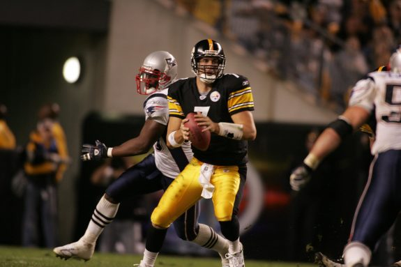 Ben+Roethlisberger+Pittsburgh+Steelers+Quarterback