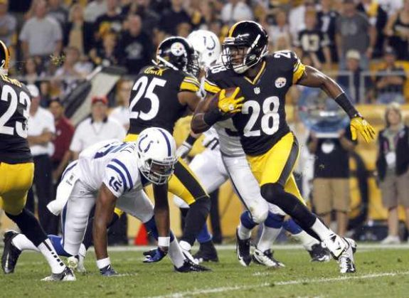 Colts at Steelers 2014: Breaking Down The Key Matchups In Week 8