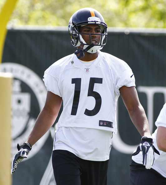 Steelers receiver Justin Brown using offseason mentoring to stay in play