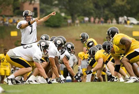 Steelers Release First Camp Depth Chart As They Get Set for HOF Game