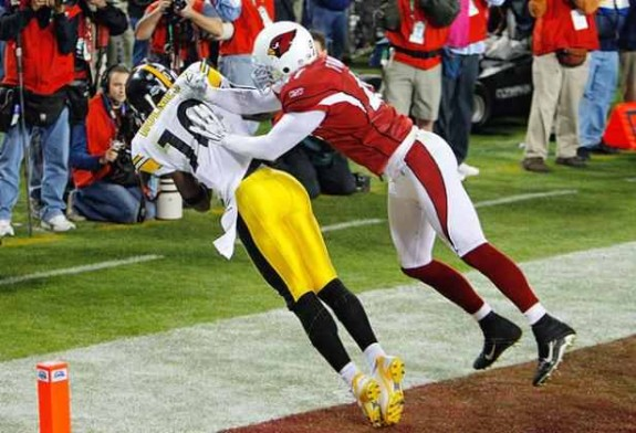 Santonio+Holmes+Pittsburgh+Steelers+SuperBowl+XLIII+Touchdown+Catch