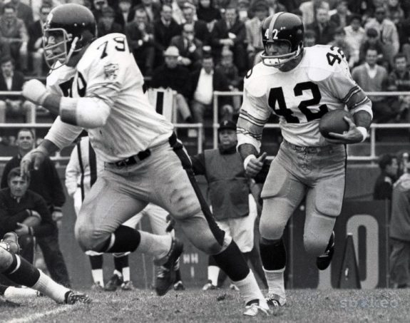 The Men Who 'Ran' To Greatness In Steelers History