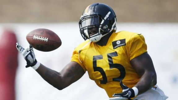 Arthur Moats: The Outsider Working His Way Into The Steelers Rotation