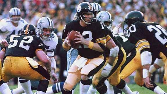 terry+bradshaw+pittsburgh+steelers