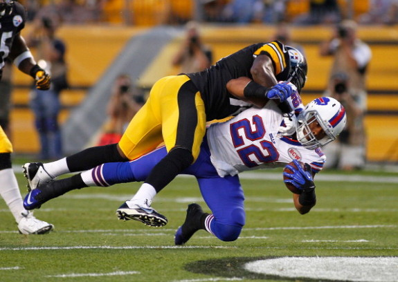 Photo Gallery: Steelers Top Bills 19-16 In Preseason Action