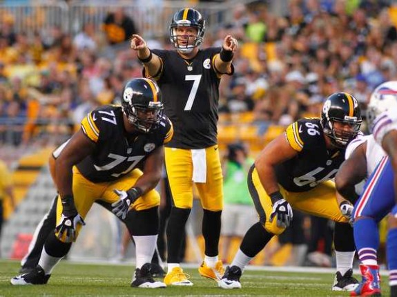 Steelers faster in second preseason game; beat Bills, 19-16