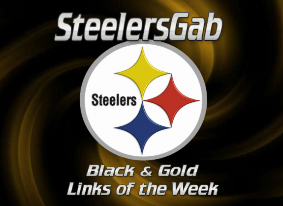 Steelers Gab Black & Gold Links of the Week: 8-25-2014