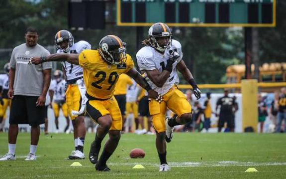 shamarko-thomas-markus-wheaton-training-camp-pittsburgh-steelers-2014