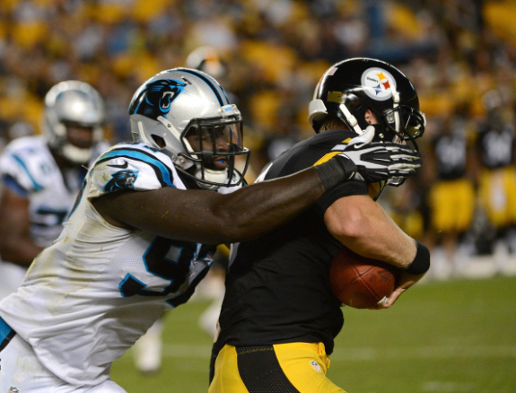 Poll: Steelers At Panthers – Who Wins the Sunday Night Battle