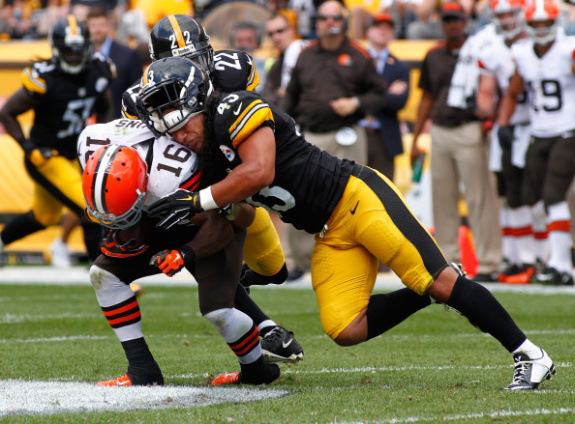 Cover One: The Time To Replace Troy Polamalu Through The Draft Has Come