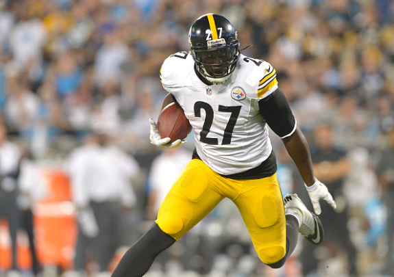 Guess The Score Vs. The Bucs And Win A FREE Steelers DVD!