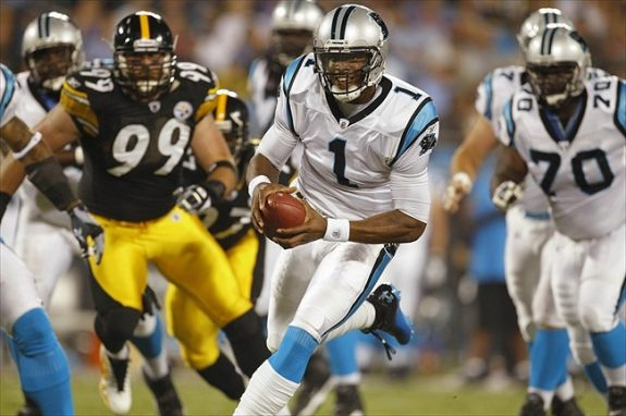 Total Team Effort Needed From Steelers To Contain Cam Newton