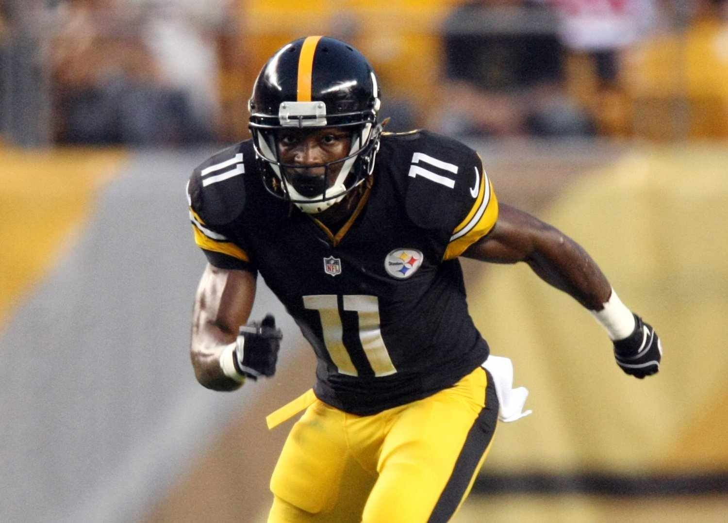 WR Markus Wheaton Ruled Out for Redskins Game Monday Night