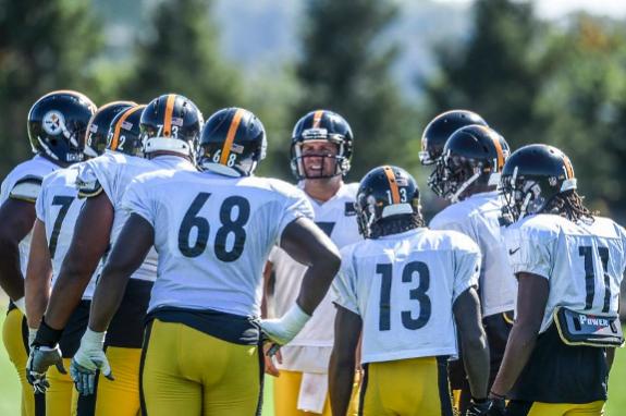 Steelers prepared for 'Bucs' stop at Heinz Field