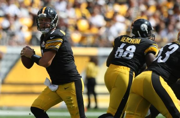 "SteelersGab POW: ""BIG BEN"" ROETHLISBERGER DOES IT AGAIN"