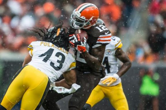 Poll: Who Wins Sunday's Browns At Steelers Battle?