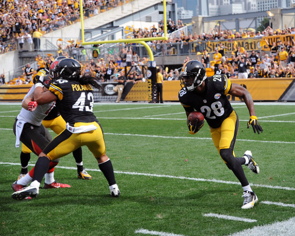 Steelers Dump Cornerback Cortez Allen