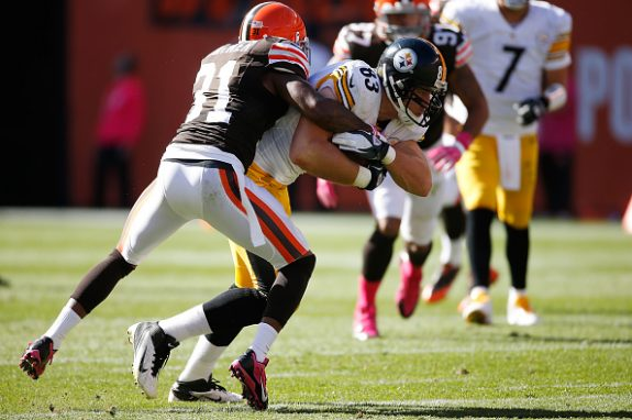 Video: CBS Previews the Browns at Steelers Week 10 Matchup