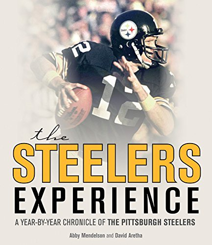"Guess The Score Vs. The Texans And Win A FREE ""The Steelers Experience"" Book!"