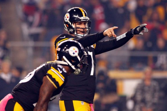 Roethlisberger Back on the Practice Field; Steelers Look Healthy Heading Into Sunday