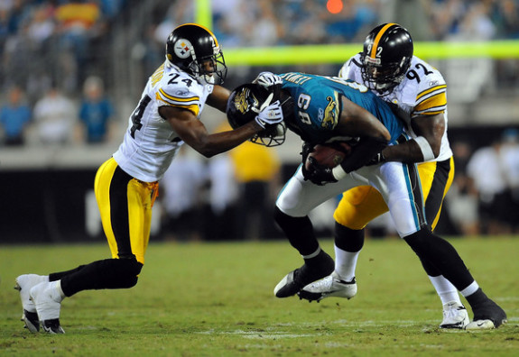 Pittsburgh+Steelers+v+Jacksonville+Jaguars